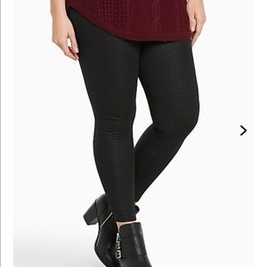 Torrid Lurex Leggings